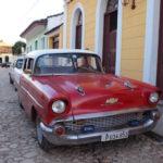 キューバ旅行の目次