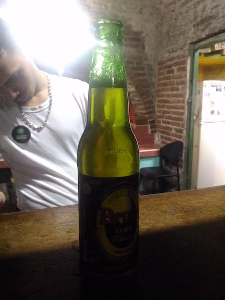 アンベブのビール