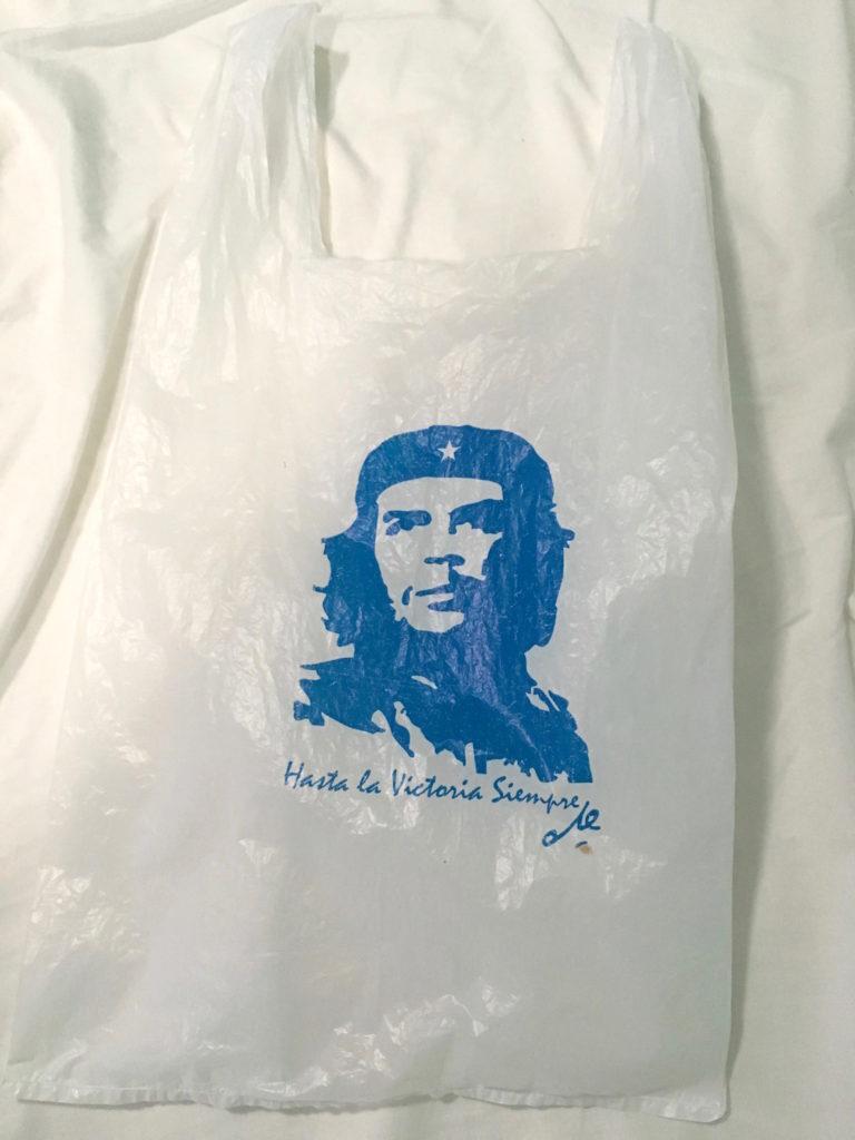 チェ・ゲバラの買い物袋