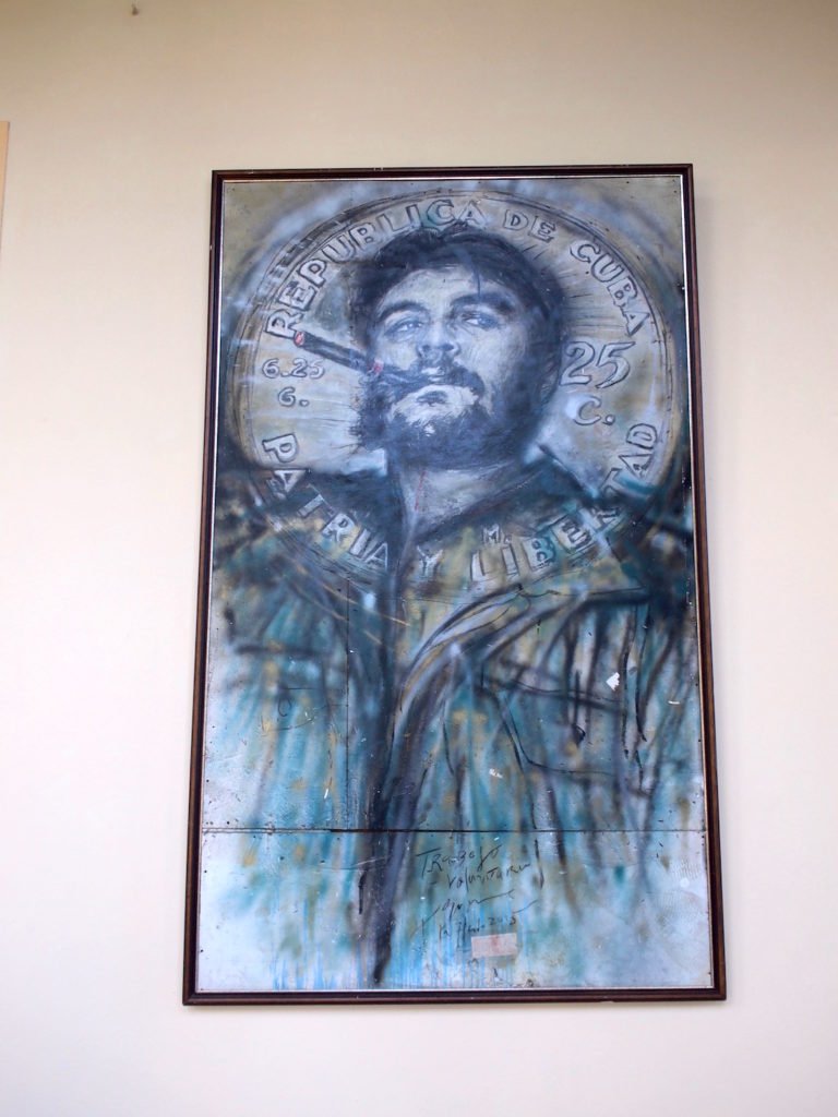 ナショナル・デ・キューバのチェ・ゲバラ