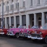 キューバ旅行の写真 クラシックカー編
