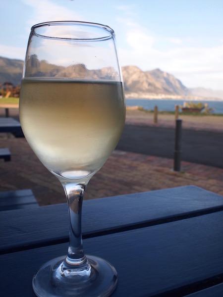 南アフリカはワインも有名