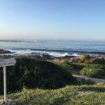 ヘルマナスの海岸を散歩