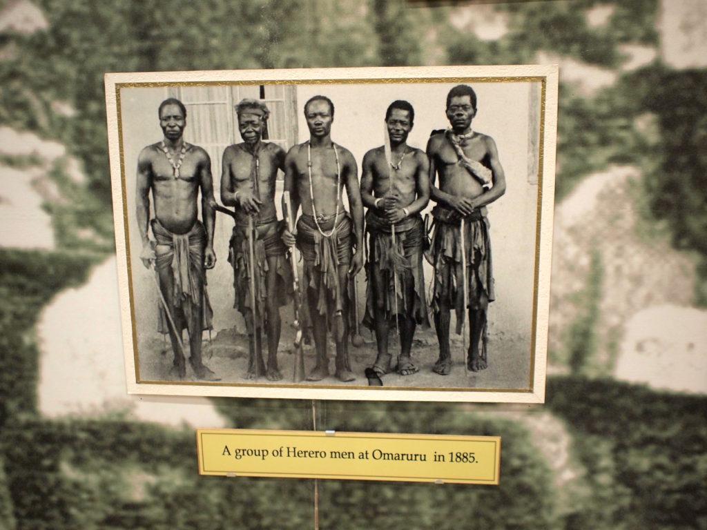 19世紀のヘレロ族