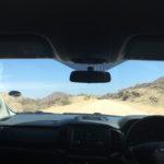 ウィントフックからナミブ砂漠へGO!