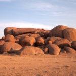 南アフリカ・ナビミア旅行の目次